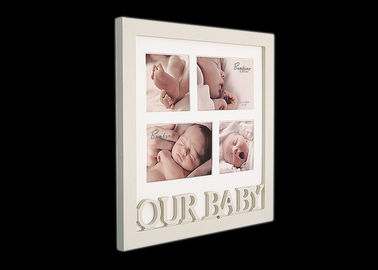 China 4x6 Inches Baby Photo Frames Baby Memories For New Born Boy Girl Infant factory