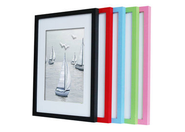 12x16'' Simple Stylish Art Picture Frame , Solid Wide Molding Poster Display Frame